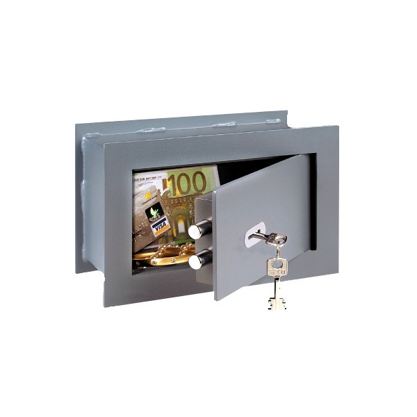 Coffre fort mural pointsafe pw 1 s cl d 39 or vente de for Coffre fort mural