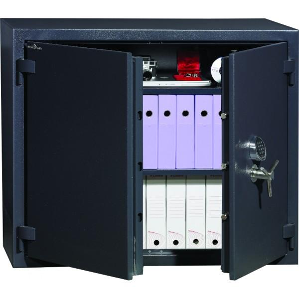 armoire blind e 500 litres cl d 39 or vente de coffres forts. Black Bedroom Furniture Sets. Home Design Ideas